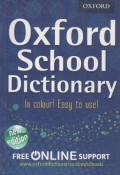 Oxford school dictionary: in colour! easy use!