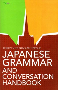 Image of Japanese Grammar And Conversation Handbook