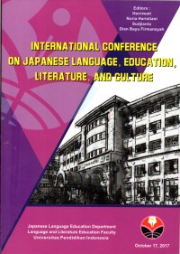 Image of International Conference on Japanese Language, Education, Literature, and Culture